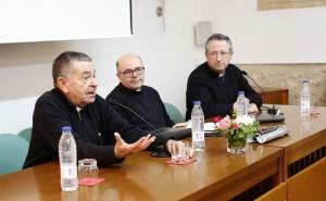 Jornadas de formación para sacerdotes extranjeros. (Foto: A. Sáiz / AVAN.)